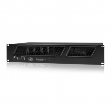 DAS PA-1500 Power Amplifier, 2 x 750W